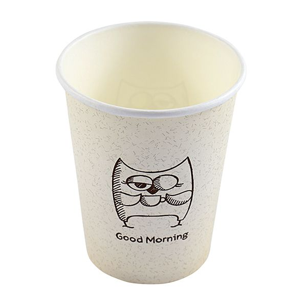 "Coffee to go Becher ""Good Morning"", 0,1l, 3000 Stk/Pkg"